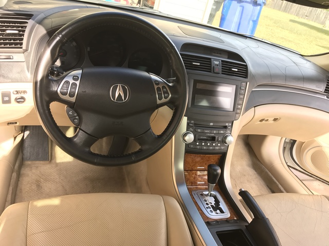 Picture Of 2005 Acura TL FWD With Performance Tires, Interior,  Gallery_worthy