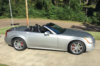 Picture of 2005 Cadillac XLR 2 Dr STD Convertible, exterior, gallery_worthy