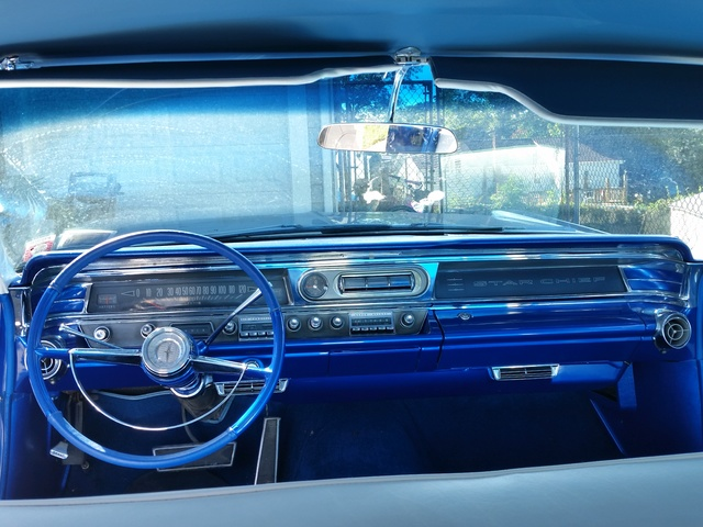 Picture Of 1963 Pontiac Star Chief Interior Gallery Worthy