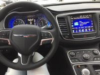 Picture of 2017 Chrysler 200 Limited Platinum, interior, gallery_worthy