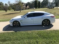 Picture of 2011 Porsche Panamera Turbo, exterior, gallery_worthy