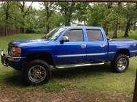 Picture of 2006 GMC Sierra 1500 SLT Crew Cab 4WD 5.8 ft. SB, exterior, gallery_worthy