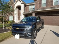 Picture of 2015 Chevrolet Colorado Z71 Crew Cab 6ft Bed 4WD, exterior, gallery_worthy