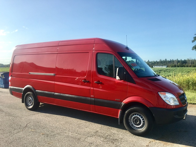 Picture of 2013 Mercedes-Benz Sprinter 3500 170 WB Regular Cab DRW Chassis