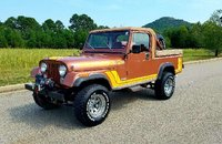 1982 Jeep CJ8 Overview