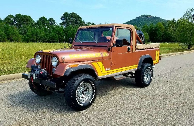 Picture of 1982 Jeep CJ8