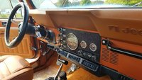 Picture of 1982 Jeep CJ-8, interior, gallery_worthy