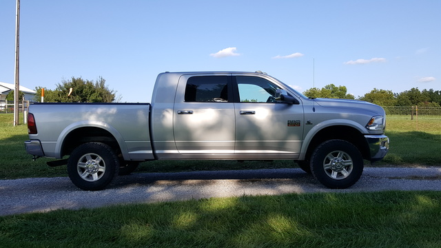 Picture of 2012 Ram 3500 Laramie Mega Cab 6.3 ft. Bed 4WD