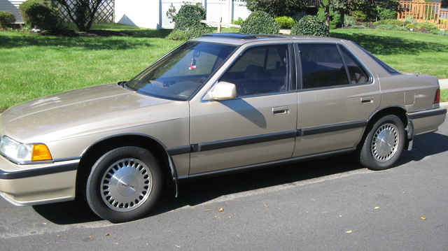 Acura Legend L Sedan Fwd Pic X