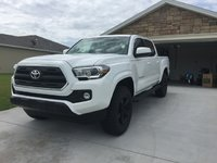 Picture of 2016 Toyota Tacoma Double Cab V6 SR5, exterior, gallery_worthy