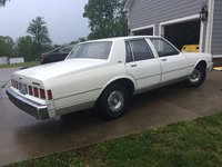 Picture of 1983 Chevrolet Caprice Classic Sedan RWD, exterior, gallery_worthy