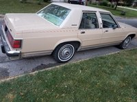 1987 Mercury Grand Marquis Picture Gallery