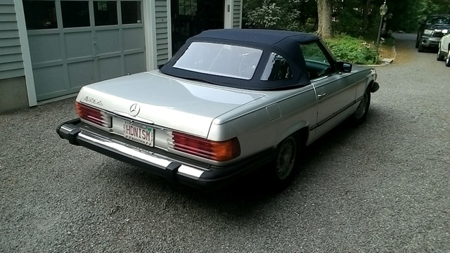 Picture of 1978 Mercedes-Benz SL-Class 450SL