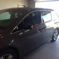 2012 Honda Odyssey Picture Gallery