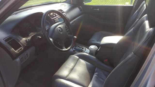 Acura MDX Interior Pictures CarGurus - Acura 2003 mdx