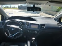 Picture of 2012 Honda Civic Coupe Si w/ Nav, interior, gallery_worthy