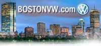 Boston Volkswagen logo