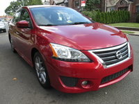 Picture of 2013 Nissan Sentra SR, exterior, gallery_worthy