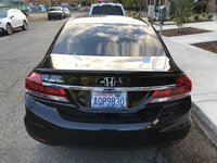 Picture of 2014 Honda Civic Hybrid FWD with Leather, exterior, gallery_worthy