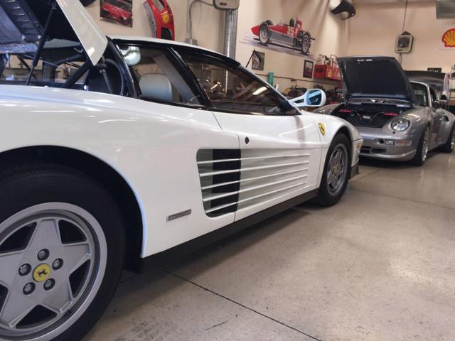 1989 Ferrari Testarossa Exterior Pictures Cargurus