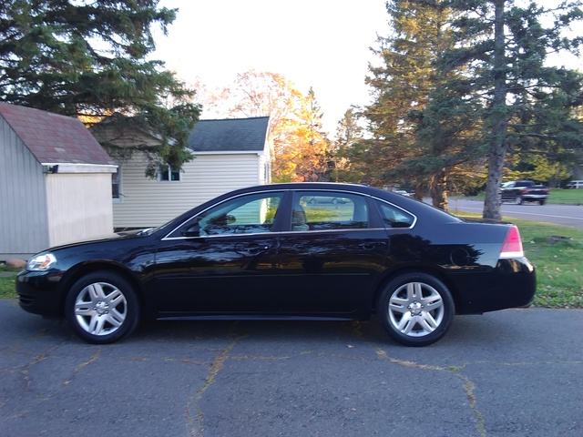 Picture of 2015 Chevrolet Impala Limited LT FWD, exterior, gallery_worthy
