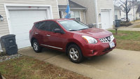 Picture of 2012 Nissan Rogue S, exterior, gallery_worthy