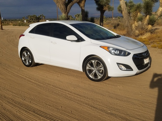 Picture of 2013 Hyundai Elantra GT PZEV, exterior, gallery_worthy