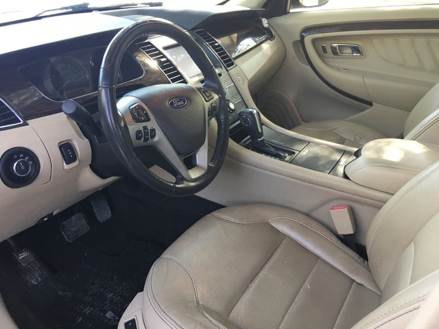 Picture of 2013 Ford Taurus Limited, interior, gallery_worthy