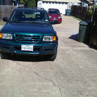 Picture of 1999 Isuzu Rodeo 4 Dr LS 4WD SUV, exterior, gallery_worthy