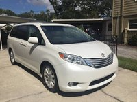Picture of 2011 Toyota Sienna Limited 7-Passenger, exterior, gallery_worthy