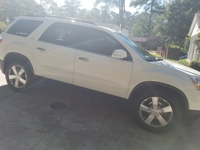 Picture of 2011 GMC Acadia SLT1, exterior, gallery_worthy