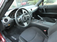 Picture of 2012 Mazda MX-5 Miata Touring Convertible w/ Retractable Hardtop, interior, gallery_worthy