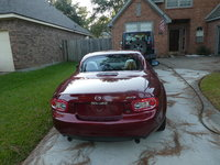 Picture of 2012 Mazda MX-5 Miata Touring Convertible w/ Retractable Hardtop, exterior, gallery_worthy