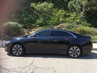 Lincoln MKZ Hybrid Overview