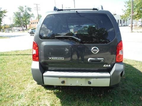 Picture of 2009 Nissan Xterra Off-Road 4WD