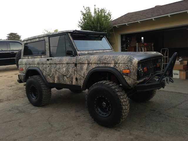 Picture of 1975 Ford Bronco