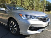 Picture of 2017 Honda Accord Hybrid Sedan, exterior, gallery_worthy