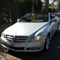 Picture of 2012 Mercedes-Benz E-Class E 350 Cabriolet, exterior, gallery_worthy