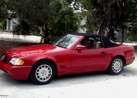 Picture of 1997 Mercedes-Benz SL-Class SL 320, exterior, gallery_worthy