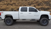 Picture of 2013 GMC Sierra 3500HD Denali Crew Cab SB 4WD, exterior, gallery_worthy