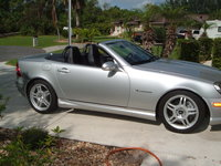 Picture of 2003 Mercedes-Benz SLK-Class SLK 32 AMG, exterior, gallery_worthy