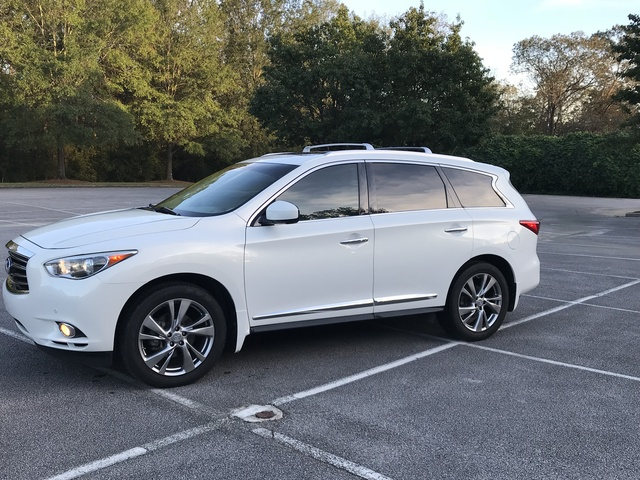 Picture of 2013 INFINITI JX35 Base AWD