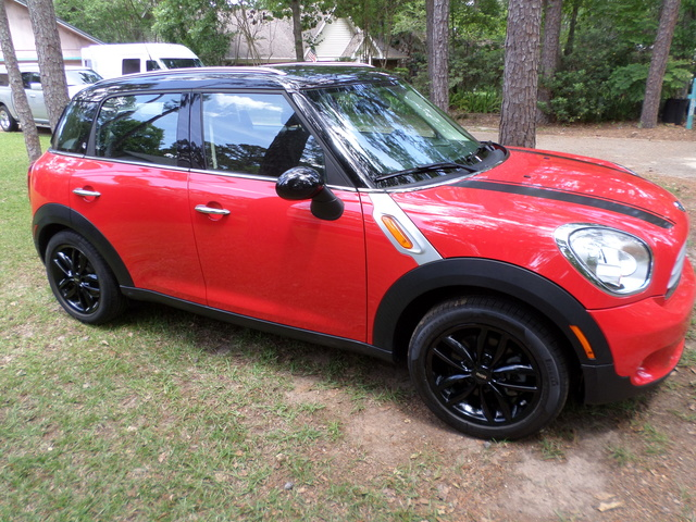 Picture of 2012 MINI Countryman Base