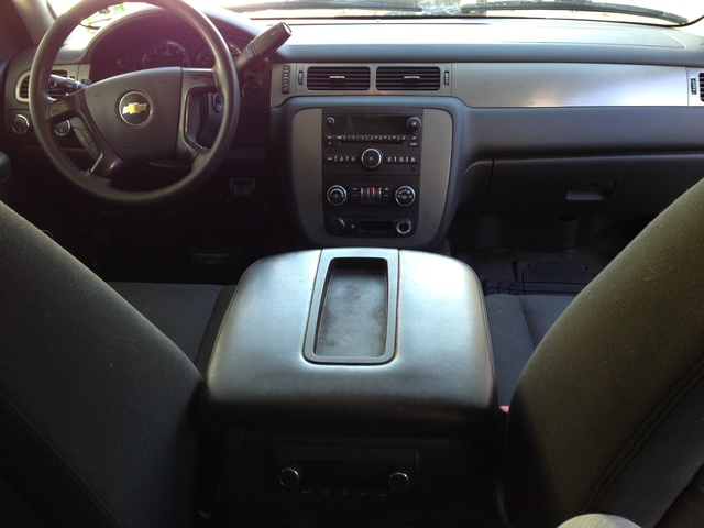 Incroyable Picture Of 2011 Chevrolet Tahoe Special Service 4WD, Interior,  Gallery_worthy