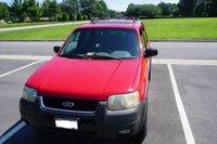 2001 Ford Escape Picture Gallery