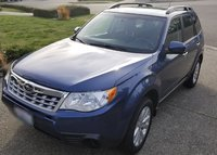 2011 Subaru Forester Picture Gallery
