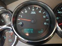 Picture of 2012 Chevrolet Silverado 1500 LTZ Ext. Cab 4WD, interior, gallery_worthy