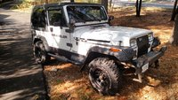 Picture of 1993 Jeep Wrangler S, exterior, gallery_worthy