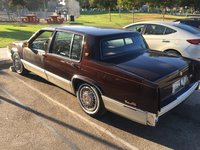 Picture of 1990 Cadillac DeVille Base Sedan, exterior, gallery_worthy