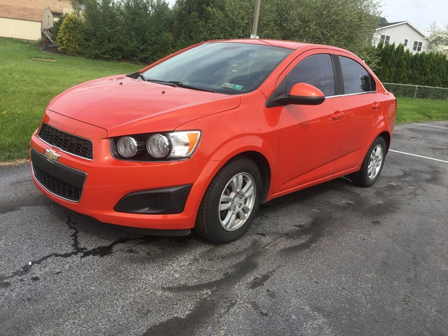 Picture of 2012 Chevrolet Sonic LT
